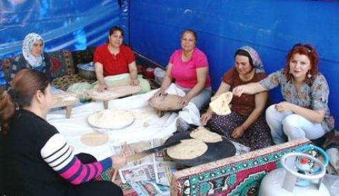 Gülnar'da İhtiyaç Sahibi Öğrenciler Yararına Kermes