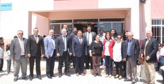 Gülnar'da Öğrenciler Yararına Kermes