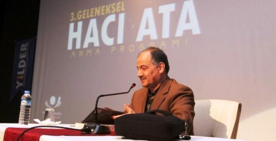 Hacı Kemal Erimez Mersin'de anıldı