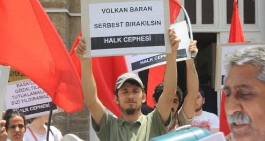 Haklar Derneğinden Protesto