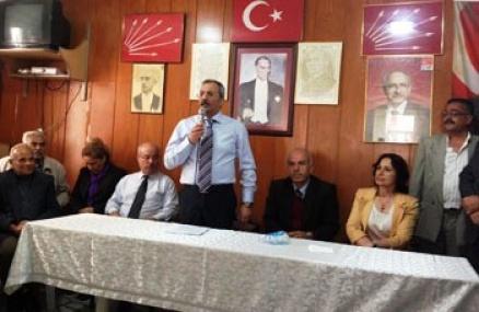 Haluk Bozdoğan, CHP'den Tarsus Belediye Başkanlığına A.Adayı