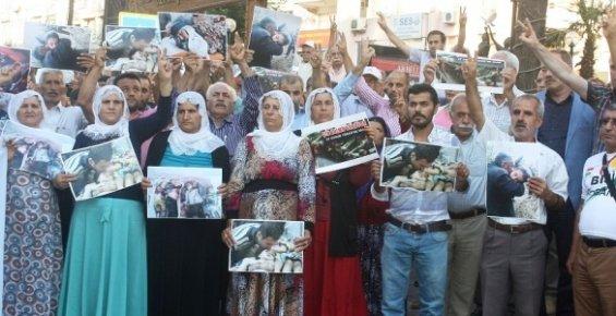 HDK Mersin'de IŞİD Terörünü Protesto Etti