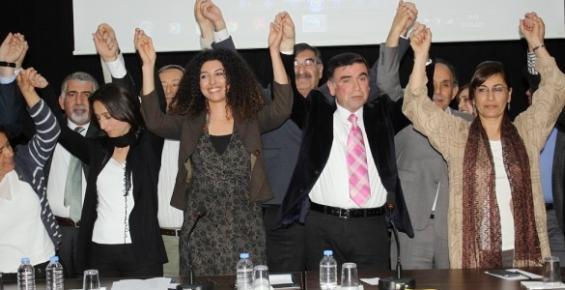 HDP Mersin Vekil A.Adaylarını Tanıttı