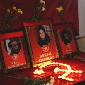 HDP'DEN PKK'LI İÇİN ANMA TÖRENİ