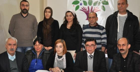 HDP'nin Hedefi Mersin'de 3 Vekil