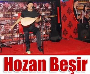 Hozan Beşir Mersin'i Salladı.