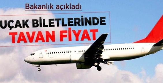 İç Hatlarda En Pahalı Uçak Bileti 299 Lira Olacak