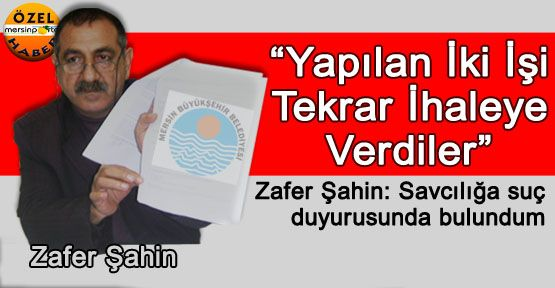 İDDİA:Büyükşehir Belediyesi Numaratajda Usulsüzlük Yaptı.