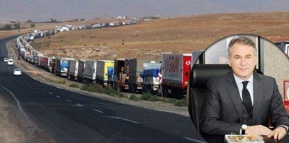 İhracatçı Irak İçin Yeni Yol İstiyor!
