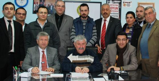 İnternet Gazetecileri Seçimini Yaptı