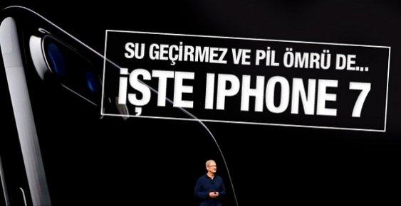 iPhone 7 ve iPhone 7 Plus çıktı İşte Görüntüleri