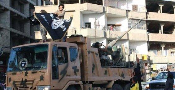 IŞİD Türkiye'de 4 İle Bomba Yüklü Araçla Saldıracak
