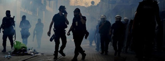 İstanbul Polisine Bir Şok Daha