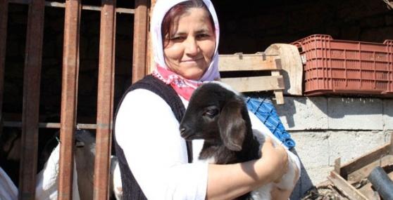 Kadın Çiftçiler Yarışmasında Silifke İkinci Oldu
