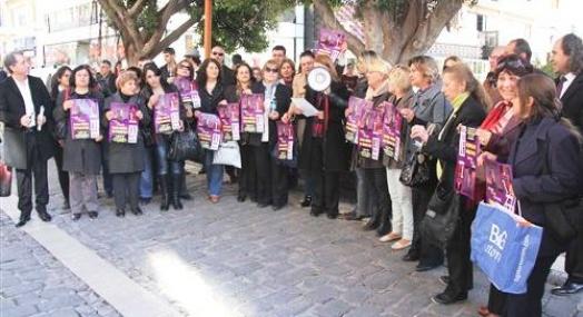 Kadınlar Şiddete Karşı 14 Şubat'ta Dans Edecek