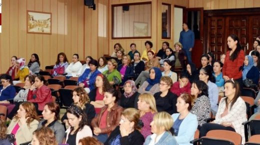 Kadınlar Şiddete Karşı 25 Kasım'a Hazırlanıyor