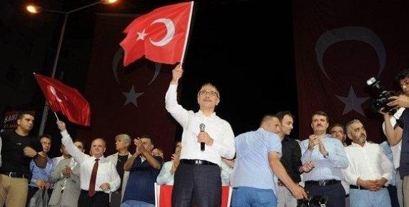 """Kalkınma Bakanı Lütfi Elvan; """"Yaşananlar Bir İşgal Harekatıdır"""""""