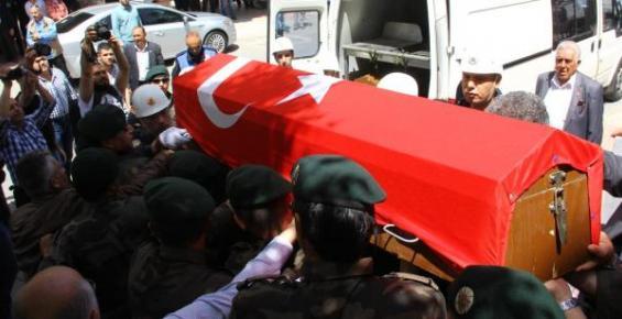 Kalp Krizi Geçiren Polis Mersin'de Yaşamını Yitirdi