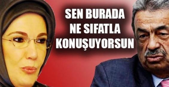 Kamer Gençten Emine Erdoğan'a Tepki