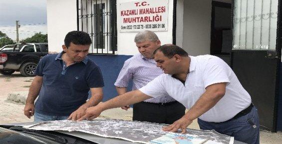 Kazanlı'da Sel Yaraları Sarılıyor