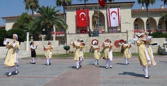 Kıbrıs Barış Harekatının 43. Yıl Dönümü Coşkuyla Kutlandı