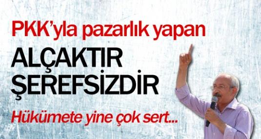 Kılıçdaroğlu AK Parti'yi Topa Tuttu