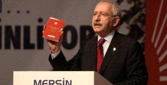 Kılıçdaroğlu Mersin'de Konuştu