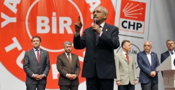 Kılıçdaroğlu Mersin'de Vaadlerinin Kaynağını Açıkladı.
