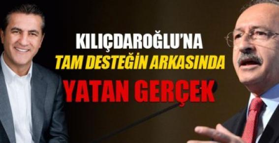 Kılıçdaroğlu'na Desteğin Nedeni Belli Oldu