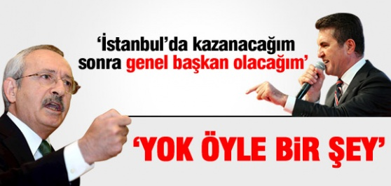 Kılıçdaroğlu'ndan Sarıgü'le Mesaj Var