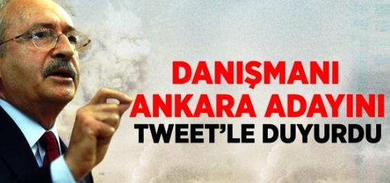 Kılıçdaroğlu'nun Danışmanı: Mansur Yavaş Hayırlı Olsun