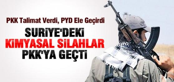 Kimyasal Silahlar PKK'nın Elinde mi ?