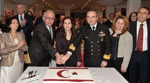 KKTC'nin Kuruluşu Mersin'de Törenle Kutlandı.