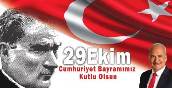 Kocamaz Cumhuriyet Bayramını Kutladı.
