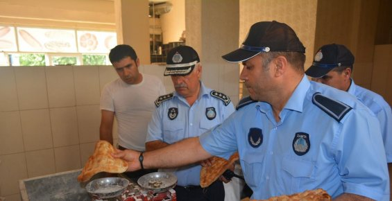 Kozan'da fırın denetimi