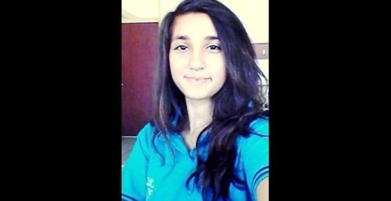 Liseli Büşra, Köpeklerden Kaçarken Düşüp Öldü