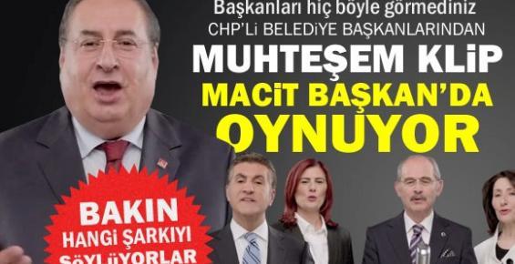 Macit Özcan Birlik Mesajını CHP Klibinde Verdi