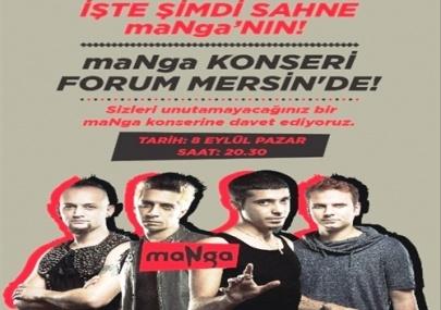 Mang Forum Mersin'e Geliyor