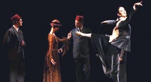 MDOB, Çalıkuşu Balesi'ni Ayvalık'ta Sahneleyecek