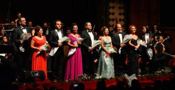 MDOB, Yeni Sezona Muhteşem Bir Konseri ile Başladı