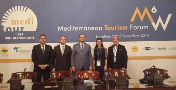 Medı Tour 2016 Mersin'de Düzenlenecek