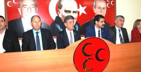 Mehmet Ücal MHP'den Milletvekili Aday Adayı Oldu