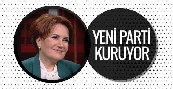 Meral Akşener'in Yeni Partisi Mersin'de Örgütleniyor