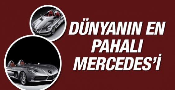 Mercedes-Benz SLR Özellikleri Dünyanın En Pahalısı