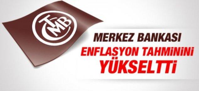 Merkez Bankası Yılın İkinci Enflasyon Raporunu Açıkladı