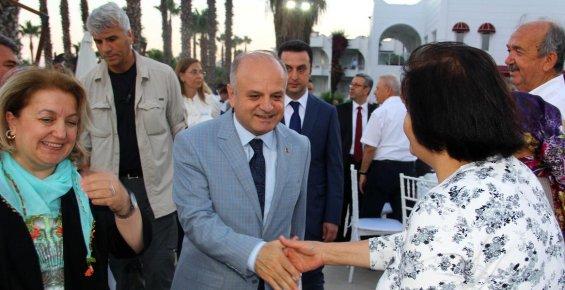 Mersin'de Şehit ve Gazi Aileleri İftarda Buluştu