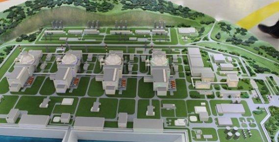 Mersin Akkuyu Nükleer İnşaatı 2018'de Başlayabilir !