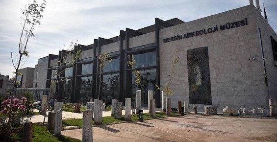 Mersin Arkeoloji Müzesi'nde Eserler Neden Depoda Tutuluyor ?