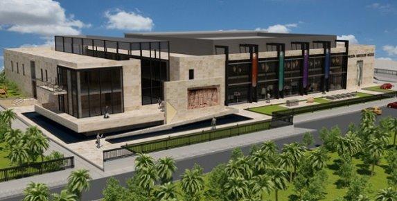 Mersin Arkeoloji Müzesi'ni Bakanlar Avcı ve Elvan Açtı