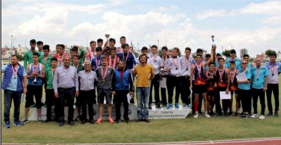 Mersin Atletizm Gençler Türkiye Şampiyonası Sona Erdi
